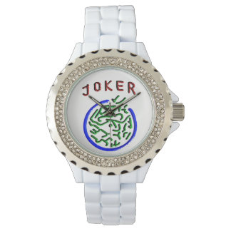 Mah Jongg Joker Watch