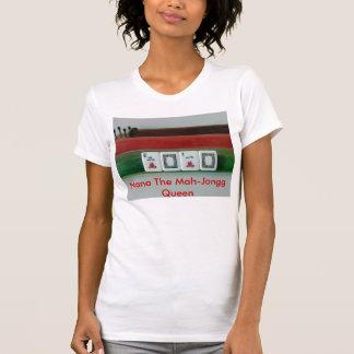 Mah-Jongg Nana Camiseta