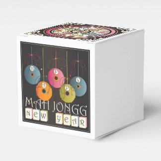 Mah Jongg New Years Favor Box