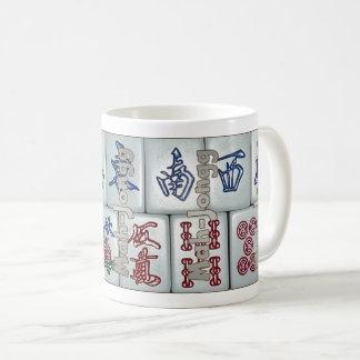 Mah-Jongg on tiles (set no. 6) Coffee Mug