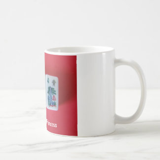 Mah-Jongg Princess Coffee Mug