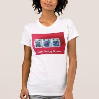 Mah-Jongg Queen T Shirts