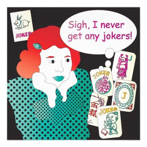 Mah Jongg Sayings Jokers2 Announcements