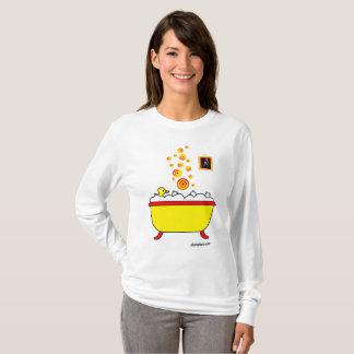 Mah Jongg Soaps and Dots T-Shirt