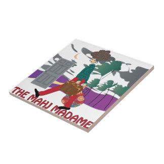 Mah Jongg The Mahj Madame Tile