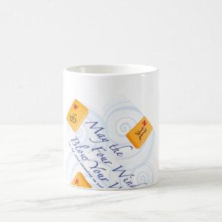 Mah Jongg Winds Coffee Mug