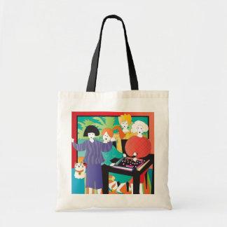 Mah Jongg Winner2 Tote Bags