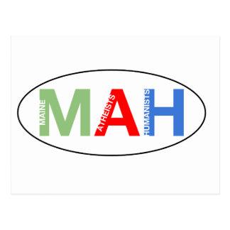 MAH Logo 3.png Postcard