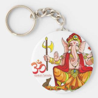 Maha Ganesh Llaveros Personalizados