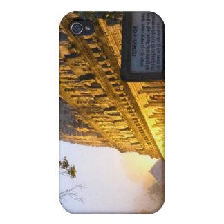 Mahabodhi Buddhist Temple Bodh Gaya India iPhone 4 Cover