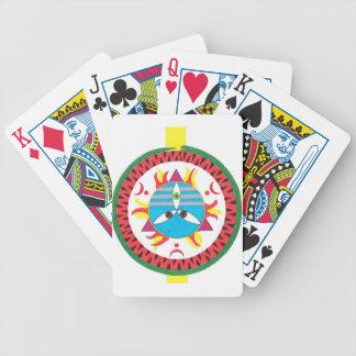 Mahadeva Bicycle Poker Cards