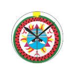 Mahadeva Reloj De Pared