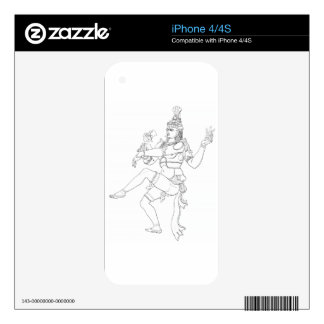 Mahadeva Skins For The iPhone 4S