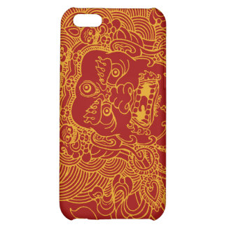 Mahakala (gold) iPhone 5C covers