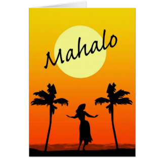 Mahalo: Hawaiian Thanks Cards
