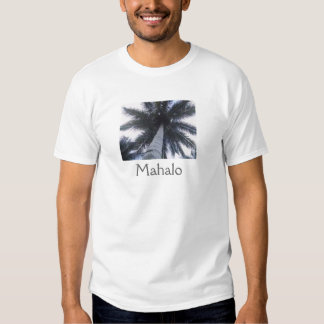 Mahalo (palmera) playeras