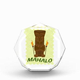 Mahalo Tiki God Award