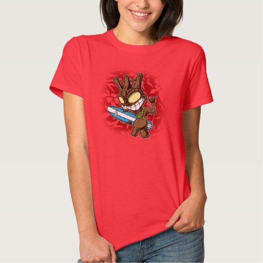 Mahalo Tiki T-shirt