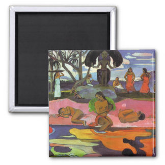 'Mahana No Atua' - Paul Gauguin Magnet