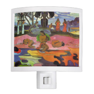 'Mahana No Atua' - Paul Gauguin Night Light