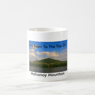 Mahanoy Mountain Coffee Mug