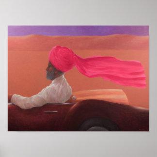 Maharajah at Speed 2 Poster