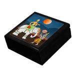 Maharajah's Journey Trinket Box