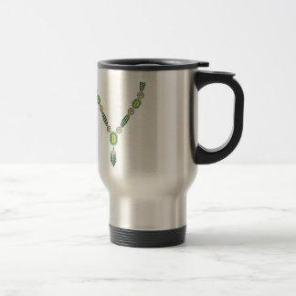 Maharani of Baroda Travel Mug