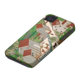 Mahatango Valley Farm, late 19th century iPhone 4 Case