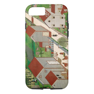 Mahatango Valley Farm, late 19th century iPhone 8/7 Case