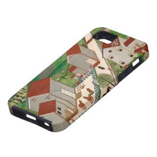 Mahatango Valley Farm, late 19th century iPhone SE/5/5s Case