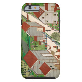 Mahatango Valley Farm, late 19th century Tough iPhone 6 Case