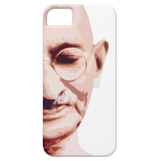 Mahatma Gandhi Father of India iPhone SE/5/5s Case