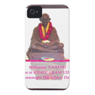 Mahatma GANDHI Father of Nation India iPhone 4 Cover