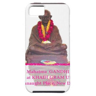 Mahatma GANDHI Father of Nation India iPhone SE/5/5s Case