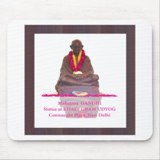 Mahatma GANDHI Father of Nation India Mouse Pad