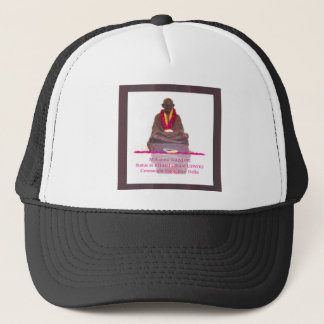 Mahatma GANDHI Father of Nation India Trucker Hat