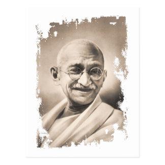 Mahatma Gandhi Gift Post Cards