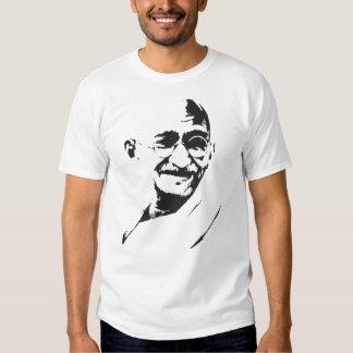 Mahatma Gandhi, la manera de verdad y de amor Remera