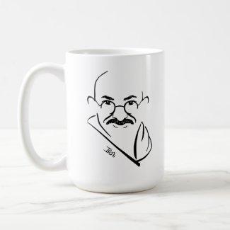 Mahatma Gandhi Mug