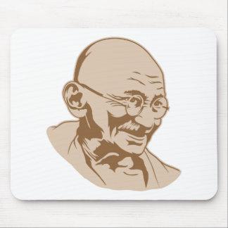 Mahatma Gandhi Portrait Mousepad