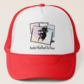 Mahatma Gandhi Trucker Hat