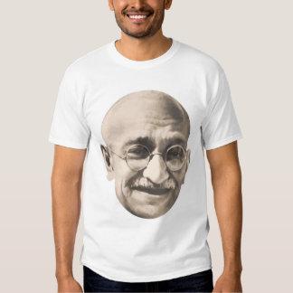Mahatma Ghandi FACE T-shirt