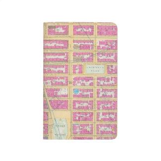 Mahattan, Nueva York 12 Cuadernos Grapados
