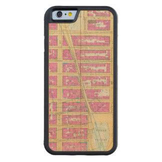 Mahattan, Nueva York 12 Funda De iPhone 6 Bumper Arce