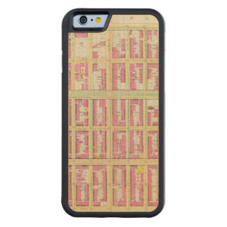 Mahattan, Nueva York 3 Funda De iPhone 6 Bumper Arce