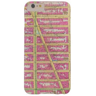 Mahattan, Nueva York 7 Funda Para iPhone 6 Plus Barely There