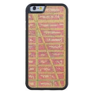 Mahattan, Nueva York 7 Funda De iPhone 6 Bumper Arce