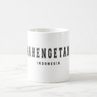 Mahengetang Indonesia Coffee Mug
