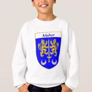 Maher Coat of Arms/Family Crest Sweatshirt